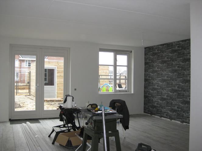 Behang woonkamer design - Moderne woonkamer behang ...